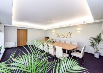 Mažoji konferencijų salė - MŪZA HOTEL