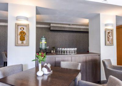 Restoranas-kavinė - MŪZA HOTEL