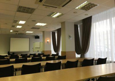 Didžioji konferencijų salė - MŪZA HOTEL