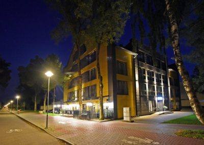 Viešbutis Palangoje - MŪZA HOTEL