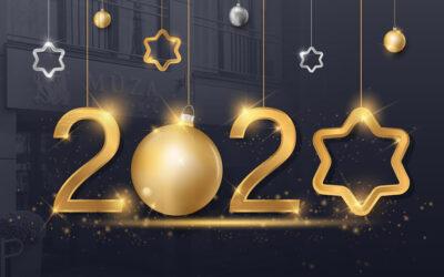 Sutikite Naujuosius 2020-uosius metus viešbutyje MŪZA!